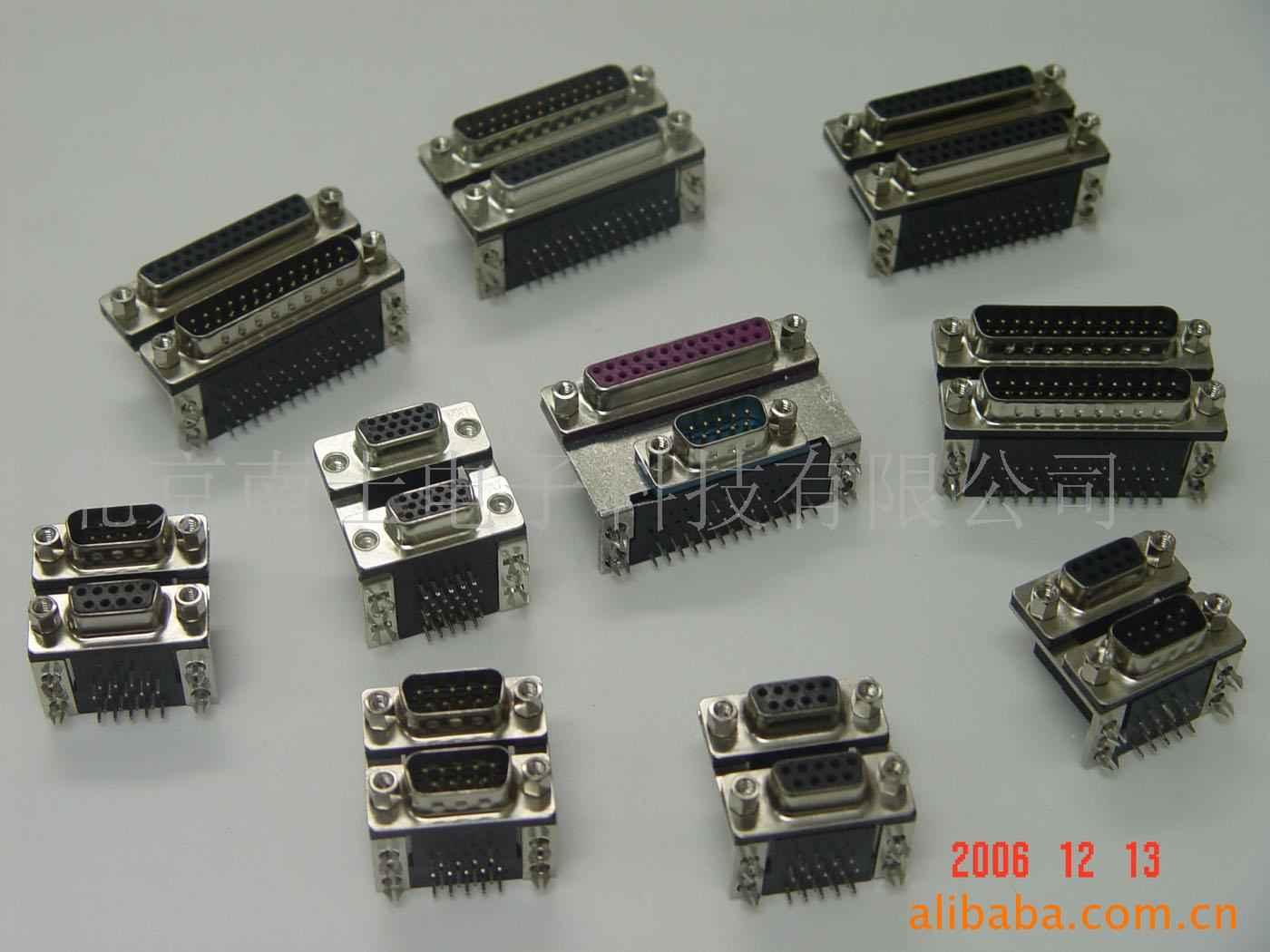 转接头VGA/双层弯脚DR 第2张