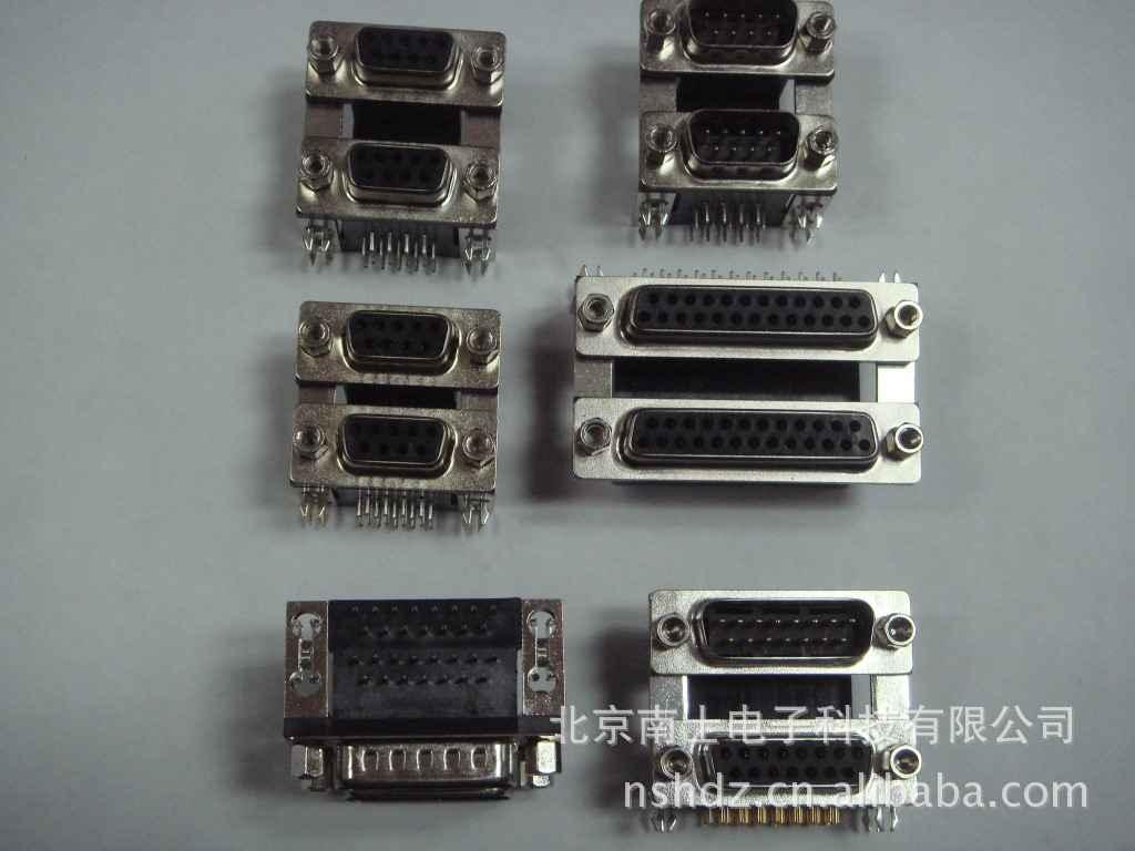 转接头VGA/双层弯脚DR 第3张
