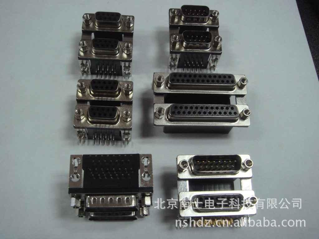 转接头VGA/双层弯脚DR 第4张