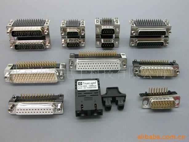 DB/DP/DR/压排式接插件 第1张