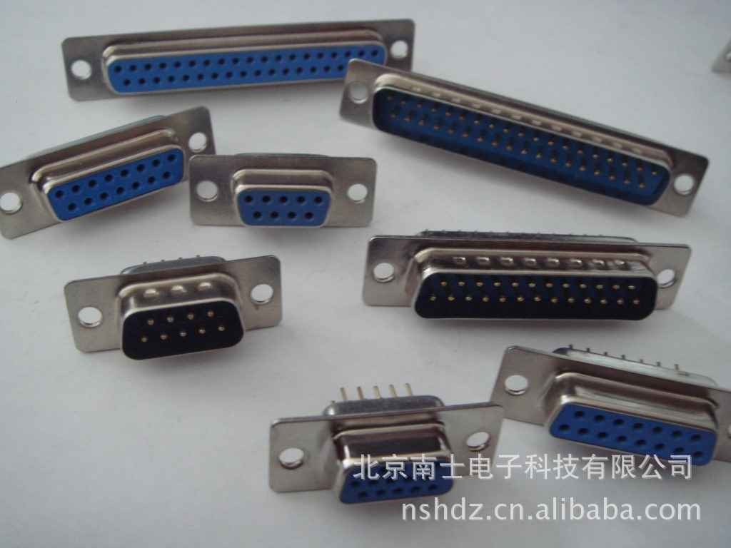 DB/DP/DR/压排式接插件 第6张