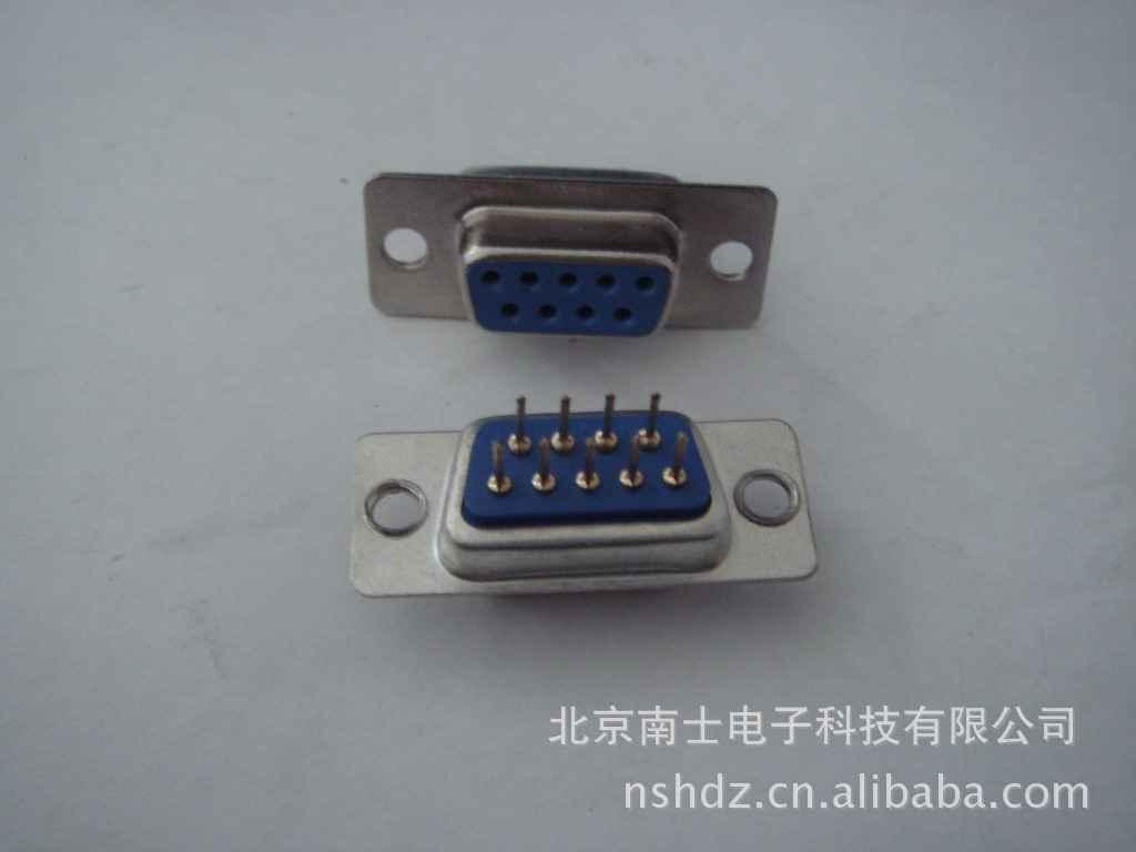 DB/DP/DR/压排式接插件 第7张