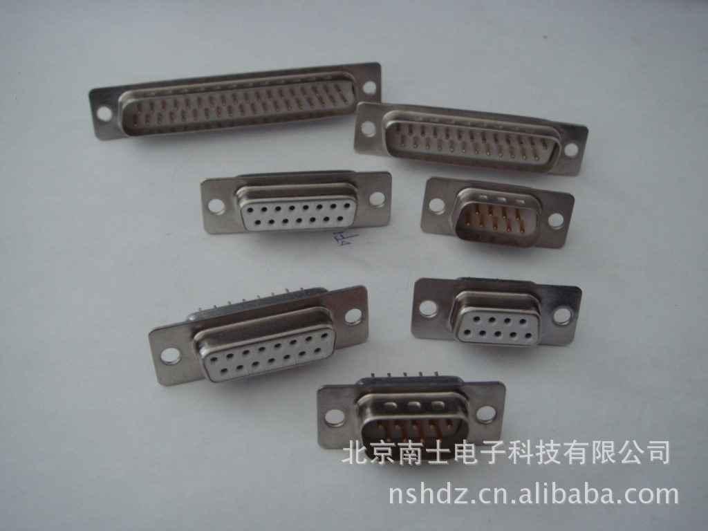 DB/DP/DR/压排式接插件 第8张