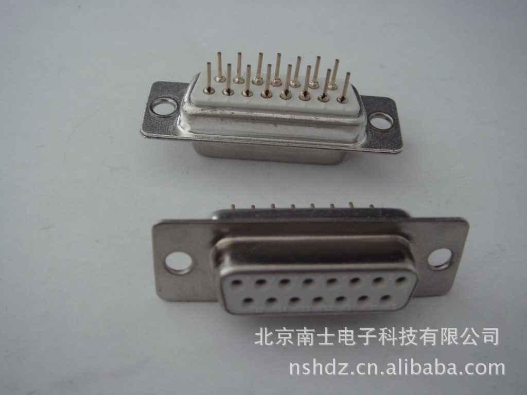 DB/DP/DR/压排式接插件 第9张