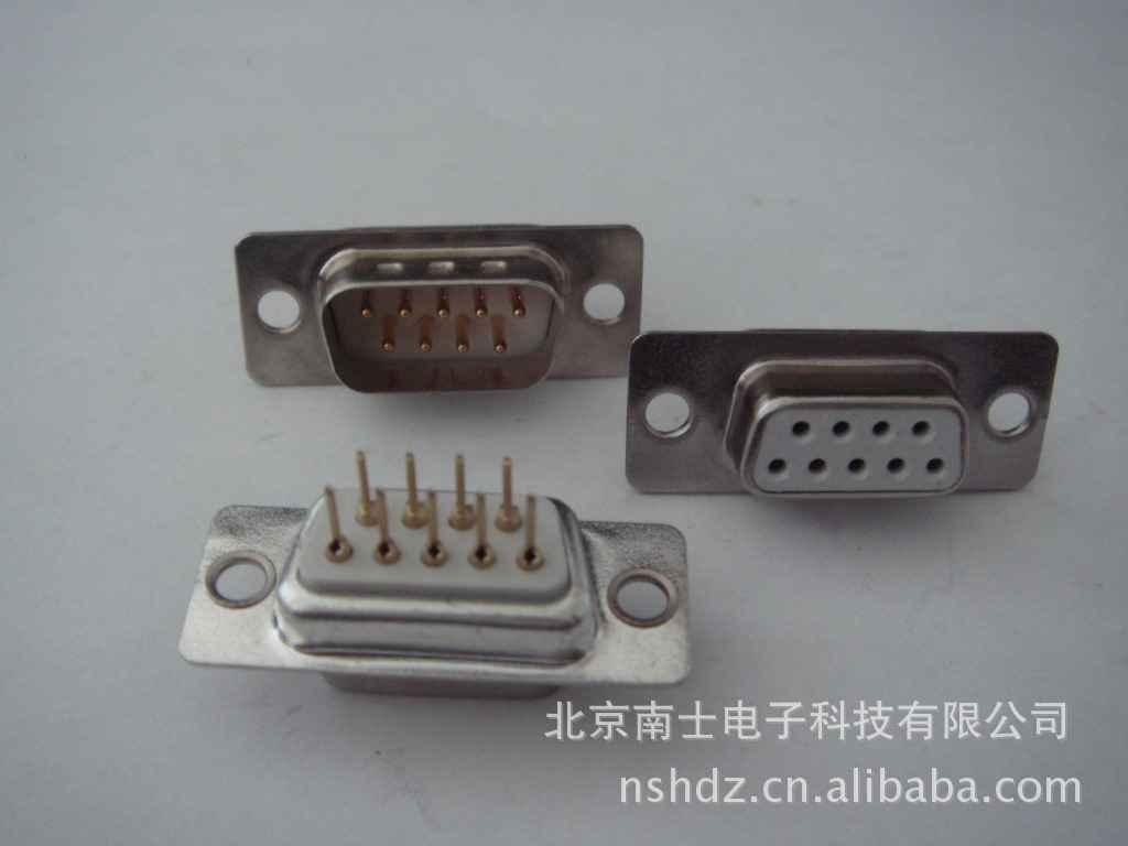 DB/DP/DR/压排式接插件 第10张