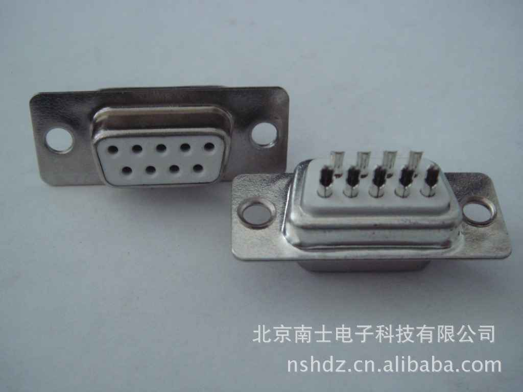 DB/DP/DR/压排式接插件 第22张