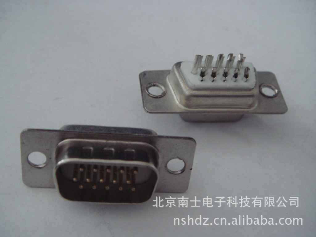 DB/DP/DR/压排式接插件 第23张