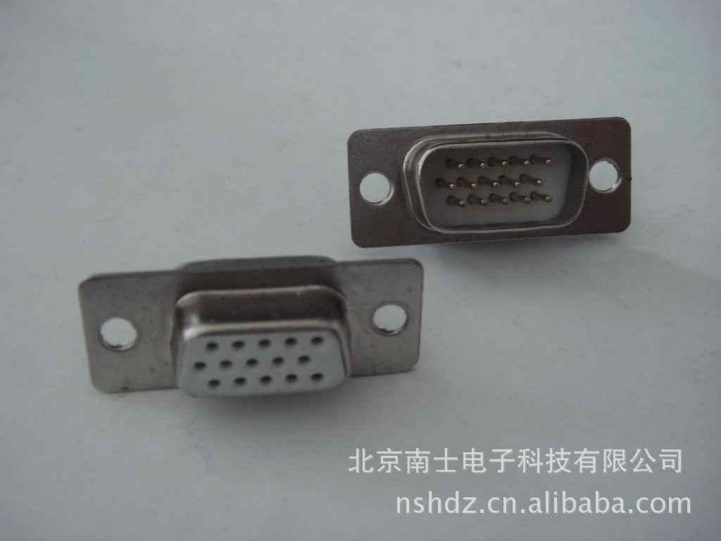 DB/DP/DR/压排式接插件 第24张