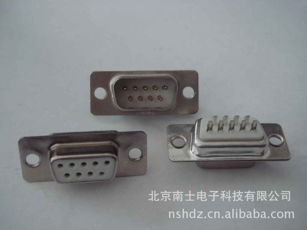 DB/DP/DR/压排式接插件 第25张