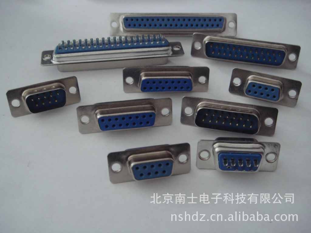 DB/DP/DR/压排式接插件 第26张