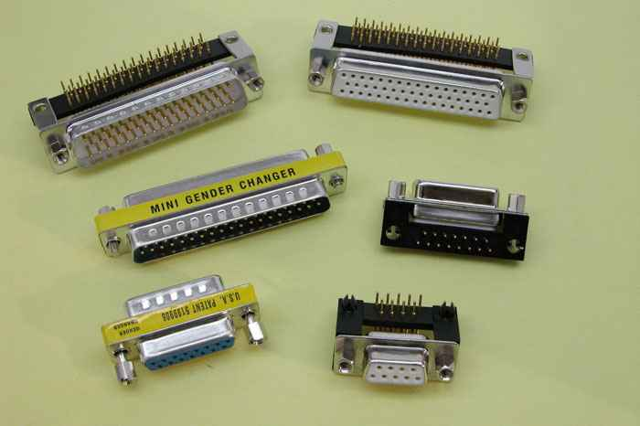 DB/DP/DR/压排式接插件 第37张