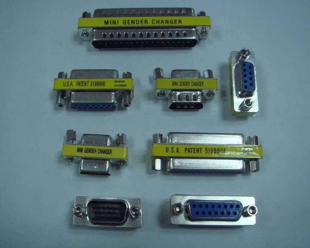 DB/DP/DR/压排式接插件 第63张