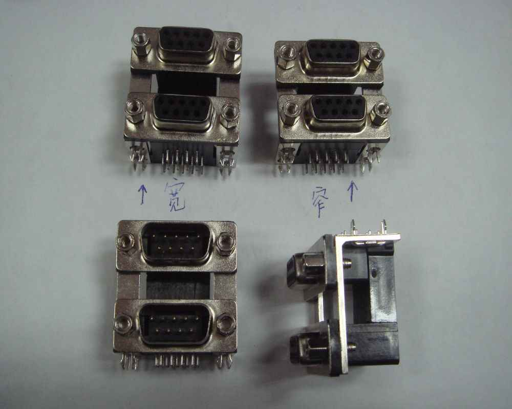 DB/DP/DR/压排式接插件 第64张