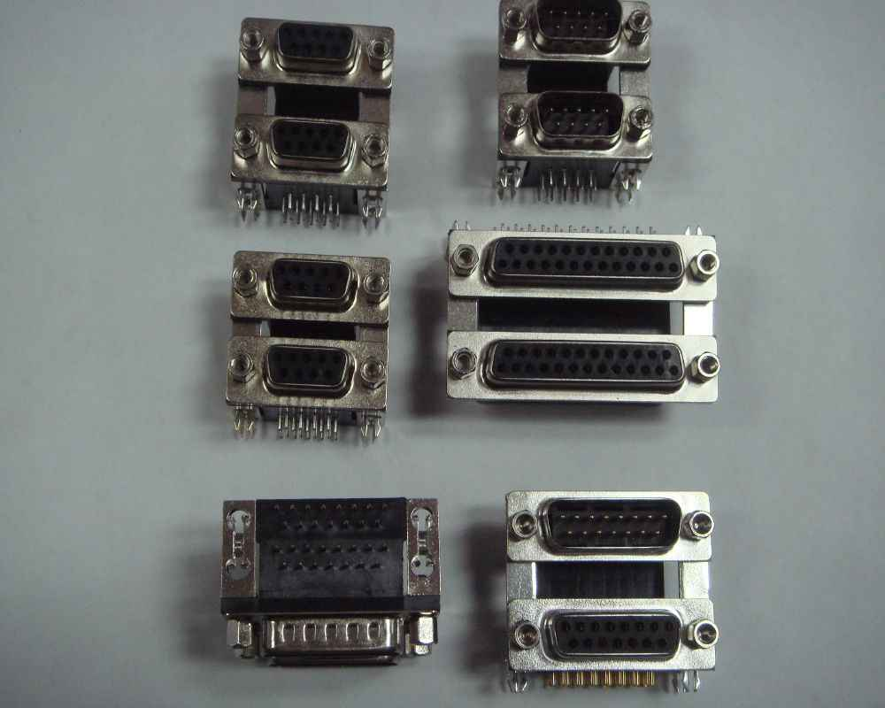DB/DP/DR/压排式接插件 第66张